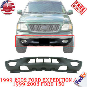 Front Lower Valance Textured For 1999 2003 Ford F 150 1999 2002 Expedition Capa