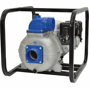 Trash Pump 3in Ports 18k Gph 1 1 4in Solids Cap 160cc Honda Ohv Engine