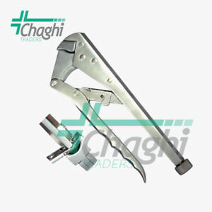 Plate Bending Pliers Tplo Guide Wire Bender 2 7 Mm 3 5 Mm By Chaghi Traders