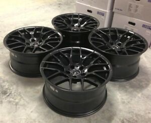 19 Avant Garde M359 Wheel Set Bmw F10 528i 530i 535i 550i Gt Competition Rims