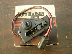 Nos Oem Ford 1968 1971 Galaxie 500 Xl Console Neutral Safety Switch 1969 1970