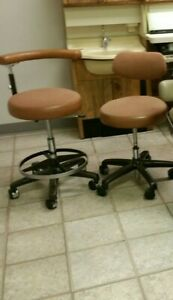 Pelton Crane Spirit Doctor s And Assistant Chairs