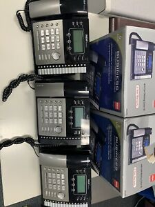 Lot Of 8 Rca Visys 4 Line Integrated Office Phone Phones 25424re1