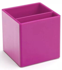 Pink Poppin Pen Cup