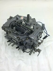Carter Thermoquad Carburetor 9182s 1978 Chrysler Dodge Plymouth 400 Engine