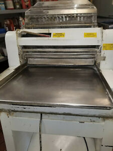 Anets Mdr 6c Two Pass Dough Roller Sheeter 20 In With Base