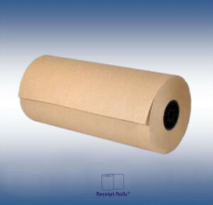 Void Fill 18 X 1200 30 Brown Kraft Paper Roll For Wrapping Packing