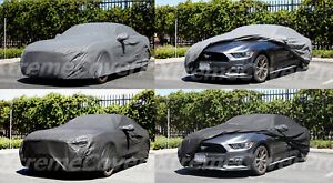 Custom Fit Car Cover Ford Mustang 2015 2016 2018 2019