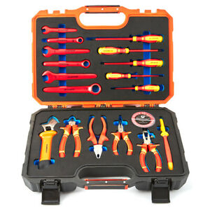 19 Piece Insulated Tool Set