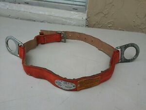 Klein Tools T5442 Tree Climbing Harness belt Safety Equipment Utility L Usa