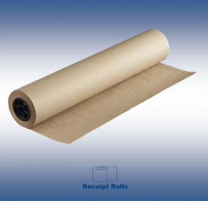 Kraft Brown Paper Rolls Shipping Wrapping packing Fill 40 24 X 900 Rolls