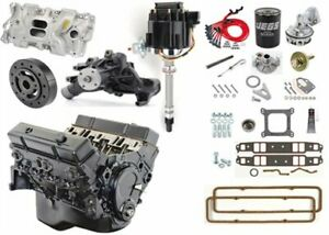 Jegs 7353k1 Small Block Chevy 350ci Crate Engine Kit