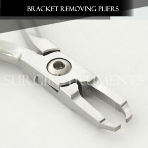 1 Mini Bracket Remover Plier Orthodontic Instruments