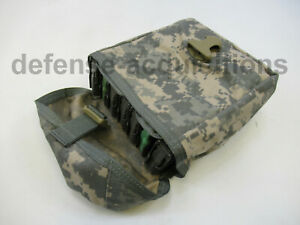 NEW 7 Magazine Pouch Large Utility Pouch ACU MOLLE FITS 7 MAGAZINES $7.89