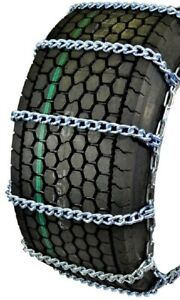 Wide Base Mud Service 295 40 24 Truck Tire Chains