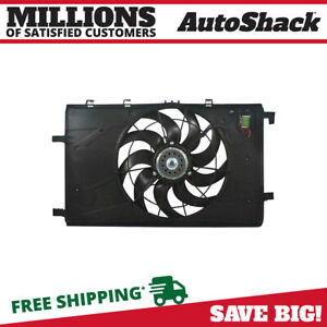 Engine Cooling Fan For 2012 2013 2014 Buick Verano 2011 2014 Chevrolet Cruze