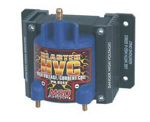 Msd Ignition Blaster Hvc Coil 8252