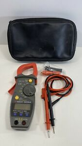 Triplett 9310 a Multimeter Ac dc Clamp On Digital Meter 1000a Max