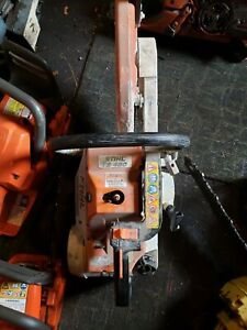 Stihl Cut Off Saw Ts460 For Parts Or Repair