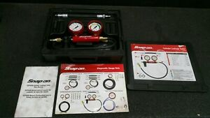 Snap On Eepv509 Cylinder Leakage Tester Kit In Case