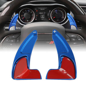 Car Shift Paddle Shifter Steering Wheel Extension Shifter For Dodge Challenger