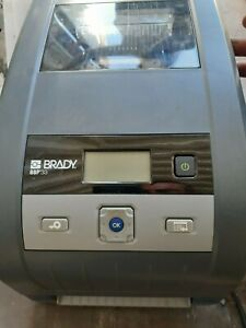 The Brady Printer I3300 Industrial Label Printer Directly Replaces The Bbp33