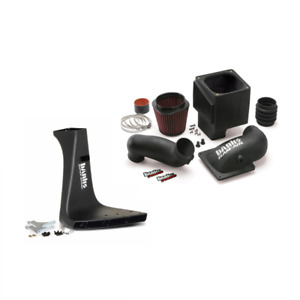 Banks Power Ram air Intake W Oiled Filter Element For 03 07 Dodge Cummins 5 9l