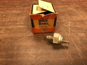 1961 69 Chevy Corvair Cylinder Head Temperature Switch Nos Gm Delco 1119