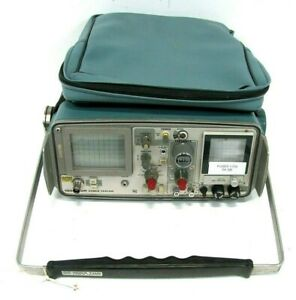 Tektronix 1503 Tdr Cable Tester As Is