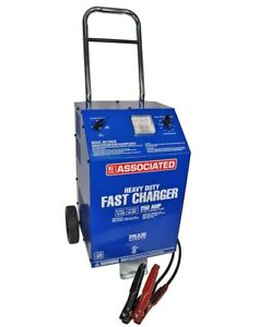 Associated 6012agm 6 12 Volt Battery Charger 70 60 30 Amp Agm 250amp Cranking