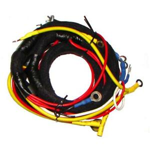 Wiring Harness Fits Ford 500 600 700 800 900 2000 4000 6 Volt