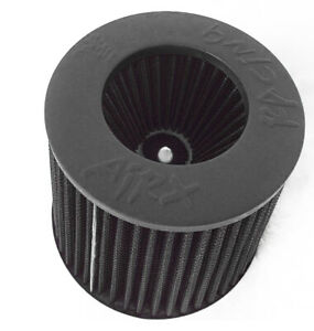 Airx Racing Black 3 5 Inch 89mm Cold Air Intake Cone Filter Universal Fitment