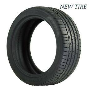 2454018 245 40 18 Pirelli Pzero 93y Runflat New Tire Tires X1