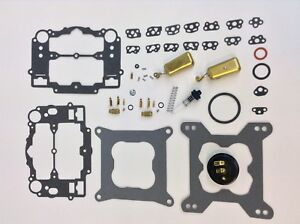 Edelbrock Carter Carb Kit 1400 1403 1404 1405 1406 1407 1409 1410 W Choke Float