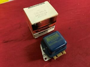 Nos Ford Voltage Regulator D4tz 10316 a Gr 341 b Truck Mustang Torino