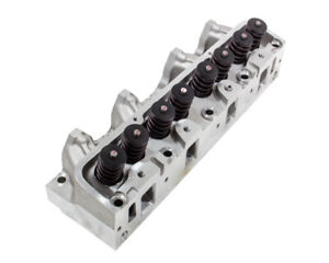 Edelbrock Fits Ford Fe Performer Rpm Cylinder Head Assm 60075