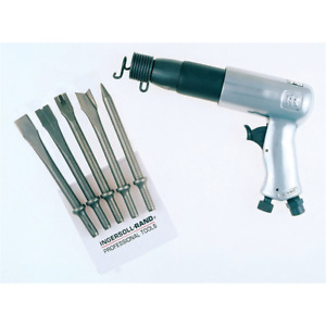 Ingersoll Rand 117k Standard Duty Air Hammer Kit With 5 Chisels