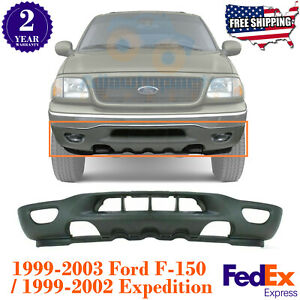 Front Lower Valance Textured For 1999 2003 Ford F 150 1999 2002 Expedition