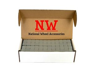 1 4 Oz Wheel Weights Stick On Adhesive 576 Pieces