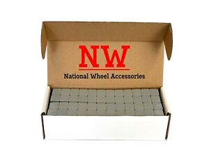 1 4 OZ WHEEL WEIGHTS STICK ON ADHESIVE 576 PIECES $24.99
