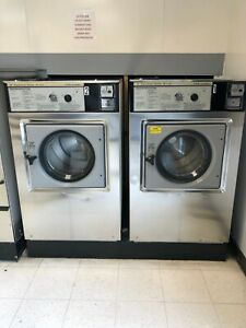 Wascomat W125 30 Lb Commercial Washing Machine Stainless Steel
