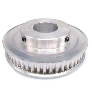 1pc Xl 50t Timing Belt Pulley Synchronous Wheel 25mm Bore For 10mm Width Belt