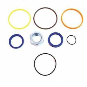 Hydraulic Seal Kit Bucket Tilt Cylinder Compatible With Bobcat S220 S300 S250
