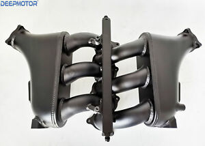 Gtr R35 Vr38dett Billet Intake Manifold W Fuel Rail For 09 up Nissan Plenum