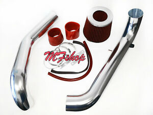 Red For 1996 2000 Honda Civic 1 6l L4 Cx Dx Lx Cold Air Intake System Kit