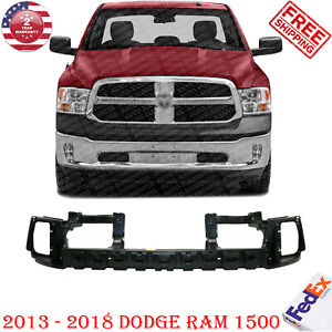 Front Bumper Absorber For 2013 2018 Dodge Ram 1500 Impact 1 Piece Bumper