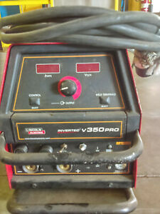 Lincoln Invertec V350 Welder