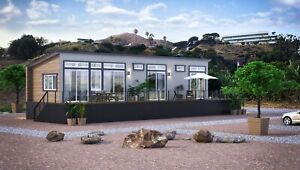 Prefab High end Home The Perfect Adu Amazing For Temporary Or Additional Housing