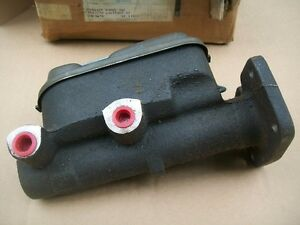 Nos Mopar 1973 1974 Dodge Dart Plymouth Duster Power Disc Brake Master Cylinder