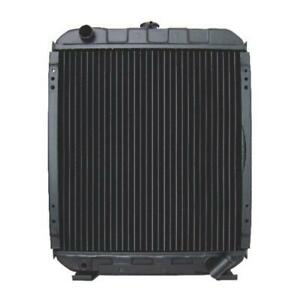 M804383 Radiator Made To Fit John Deere Compact Tractor 970 1070